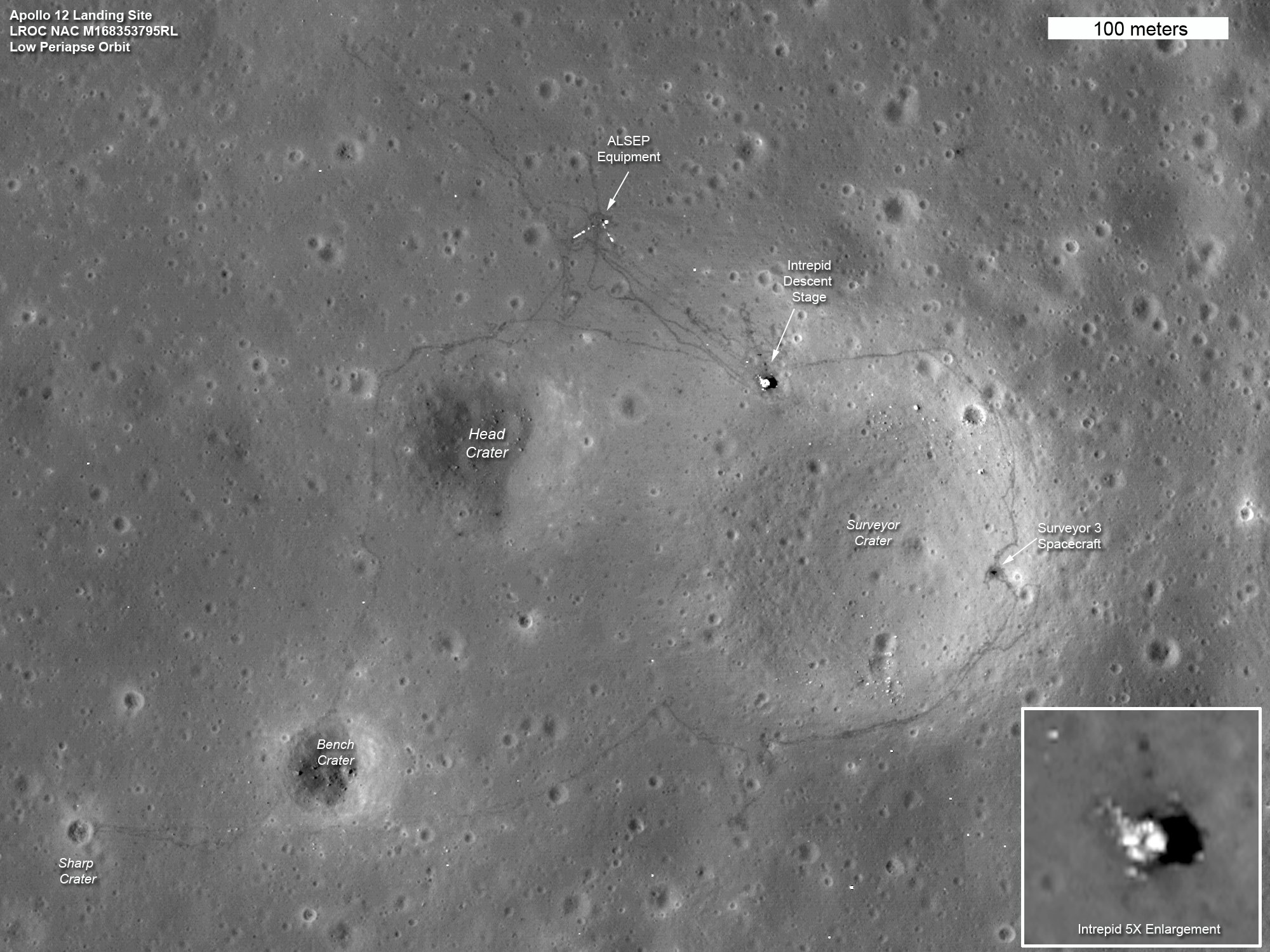 NASA releases stunning new moon-landing snaps • The Register