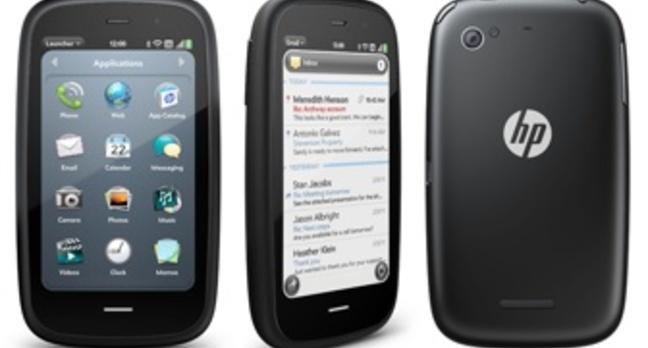 HP Pre 3 WebOS smartphone