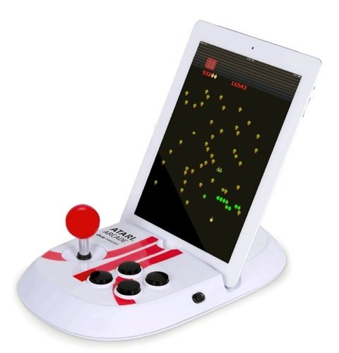 Atari Arcade iPad gaming accessory