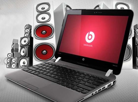HP dm1 11.6in sub-notebook