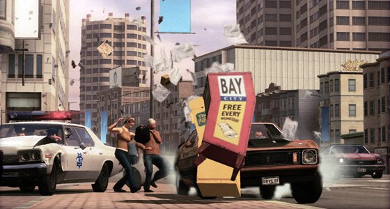 Driver San Francisco Multiplayer hands-on preview