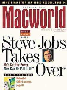Macworld 1997 cover