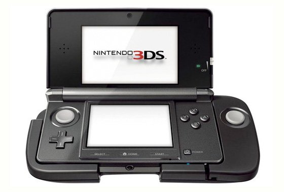 3DS Extended Slide Pad