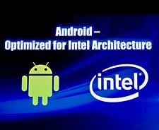 Intel-Android slide at IDF 2011