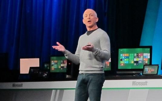 Windows president Steven Sinofsky
