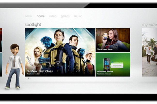 Xbox Live for Windows 8