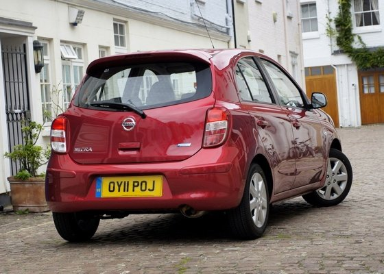 Nissan Micra DIG-S