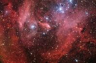 The Lambda Centauri Nebula. Credit: ESO