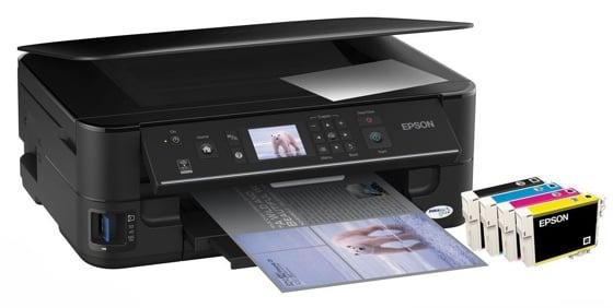 Epson Stylus SX525WD inkjet printer
