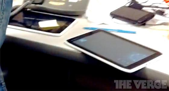 Motorola 7in tablet
