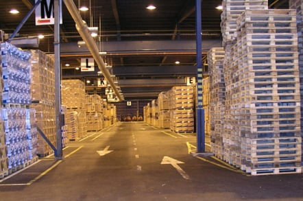 Warehouse picture from Wikipedia