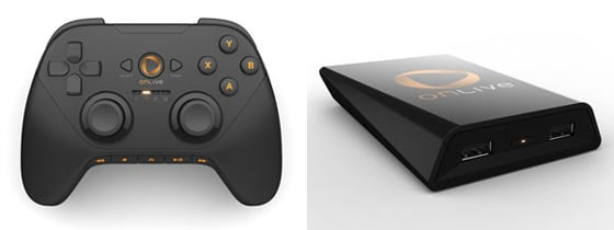 OnLive Accessories