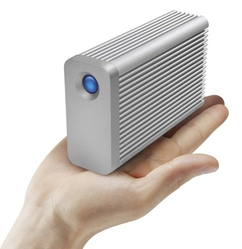 LaCie Little Big Disk Thunderbolt external drive for Mac