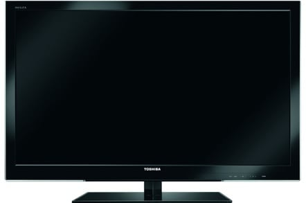 Toshiba Regza 47VL863 3D HD TV