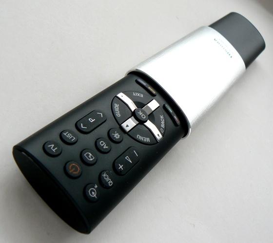 Toshiba Regza 47VL863 3D HD TV remote