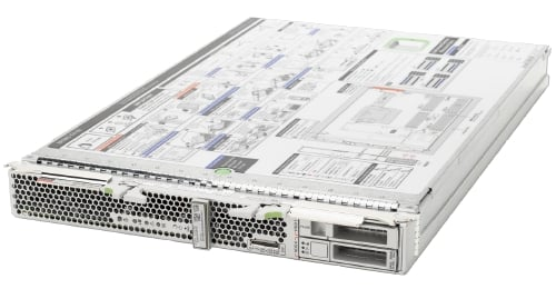 Oracle Sparc T4-1B blade server