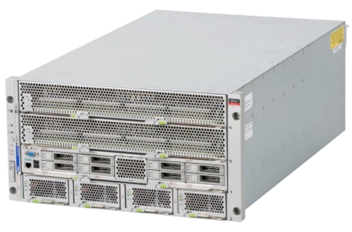 Oracle Fudges Touts Sparc Supercluster Prowess The Register