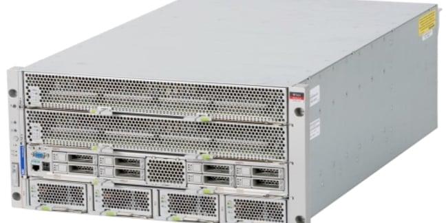 Oracle Sparc T4-4 server