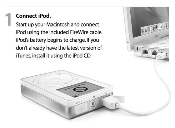 Apple iPod first generation