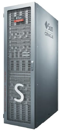 Oracle Sparc SuperCluster T4