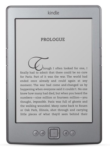 Amazon Kindle 4 • The Register