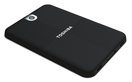Toshiba Thrive 7in Android tablet