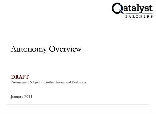 Qatalyst Autonomy Slide