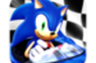 Sonic All-Stars Racing iOS game icon