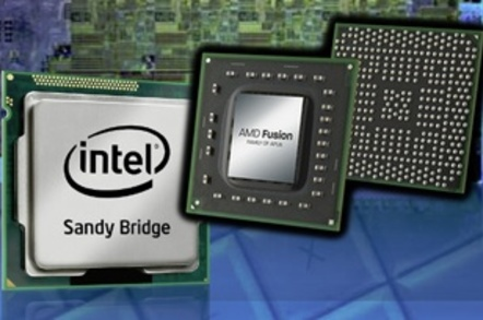AMD Llano vs Intel Sandy Bridge notebook chips