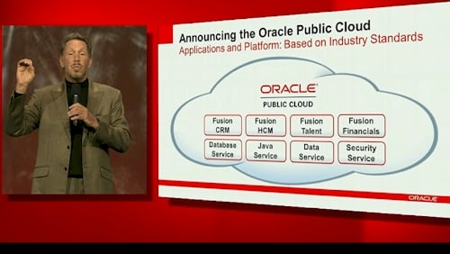 Oracle Public Cloud