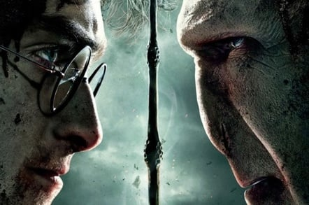 Harry Potter and the Deathly Hallows 2 3D