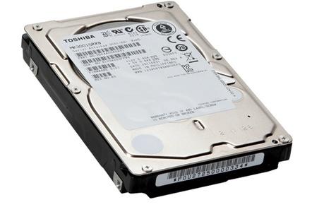 Toshiba 15K 300GB SFF HDD