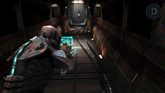 Dead Space Android game screenshot