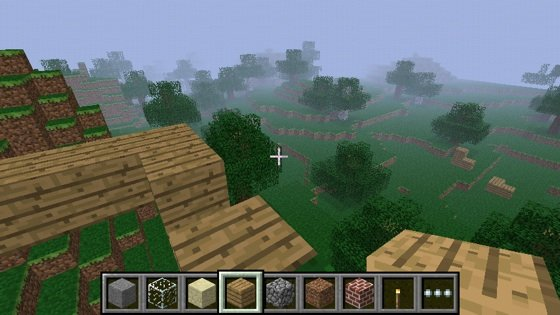 Micecraft Android game screenshot
