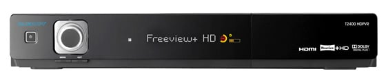 Icecrypt T2400 Freeview HD DVR