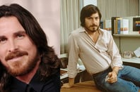 Christian Bale is Steve Jobs