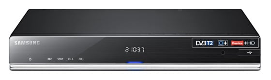 Samsung BD-T7800 Freeview HD DVR