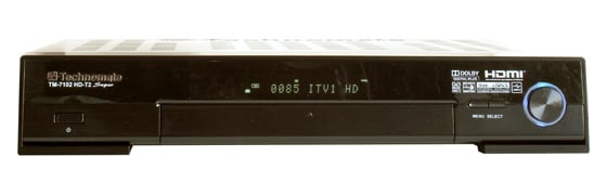Technomate TM-7102 HD-T2 Super Freeview HD DVR