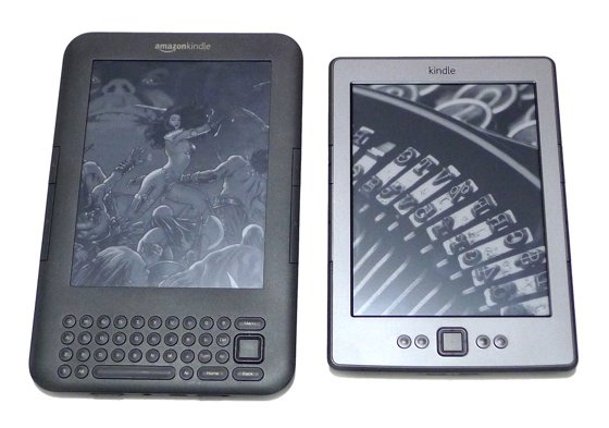 Amazon Kindle 4 e-book reader