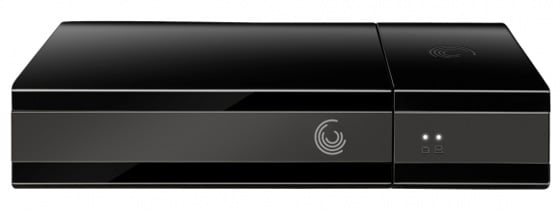 GoFlex Cinema multimedia drive