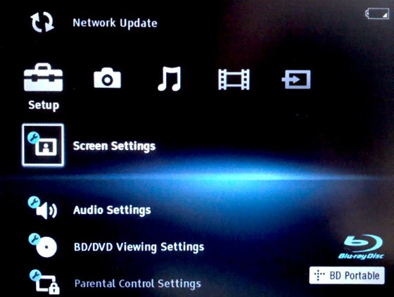 Sony BDP-SX1 portable Blu-ray player • The Register