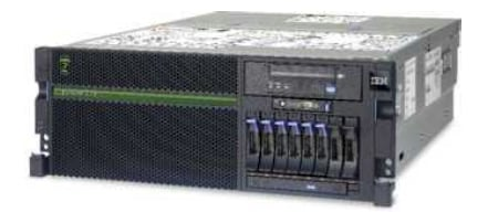 IBM's Power 720/740 server