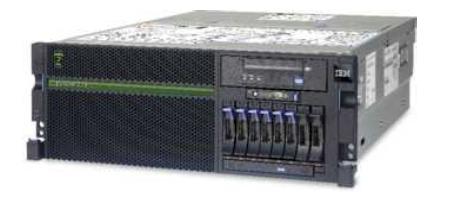 IBM's Power 720/740 server
