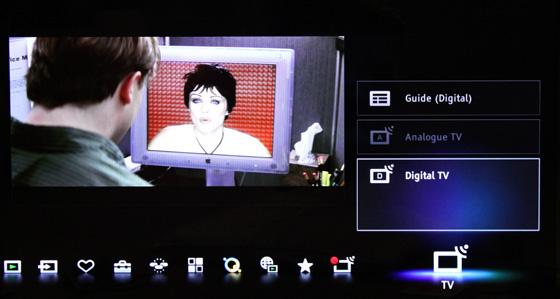 Sony KDL-40HX723 3D LED backlit LCD TV