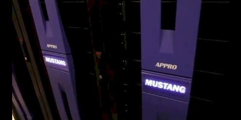 Appro Los Alamos Mustang super