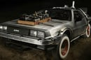 DeLorean from Back to the Future 3