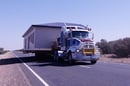 Another building on a truck on Oz's Stuart Highway