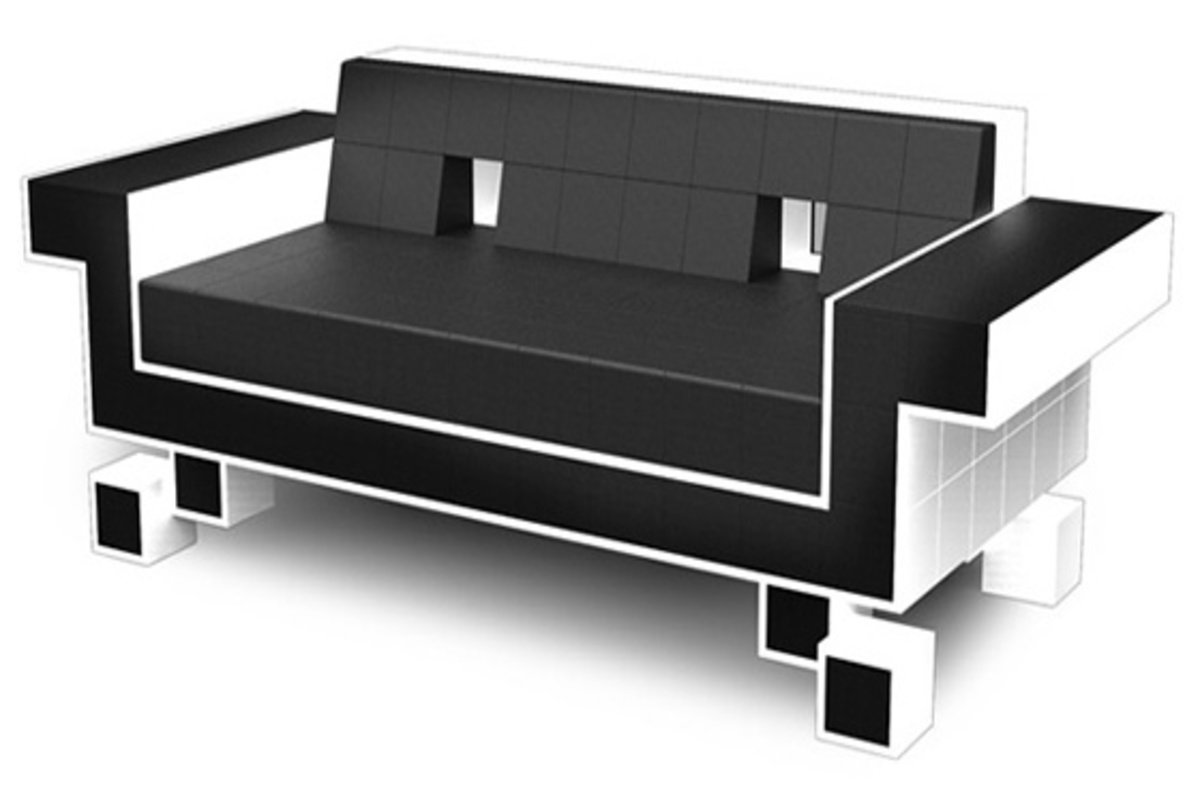 Space Invader Couch Do You Really Want Tech Companies To Pay More Tax O The Register