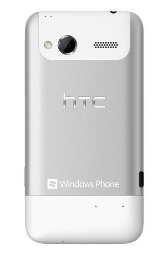 HTC Radar Windows Phone 7.5 'Mango' smartphone
