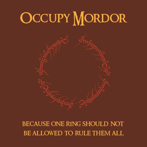 Occupy Mordor